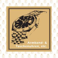 Armband- und Taschenuhren