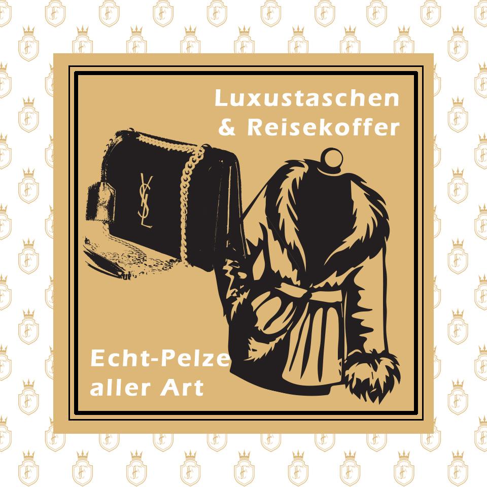 Luxustaschen & Pelzwaren